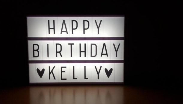 ♥ Kelly ♥ feiert ihren 11. Geburtstag