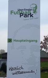 Der Uwe Seeler Fussballpark in Malente